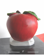 New Value Priced Polystone Mini Apple Award-SPECIAL PURCHASE!!