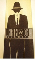 On a Mission from GOD tie