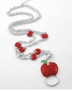 Red Apple Teacher Lanyard/Eye Glasses Holder - SORRY SOLD OUT!