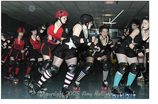 Roller Derby is BAAACK!!!<BR>Click here for stories and info on the <BR>revival and re-dressing of the NEW Roller Girls!