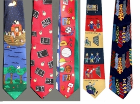 Save the Children Teacher Ties