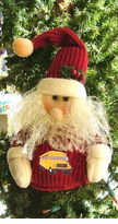 School Bus Santa Ornament/Desk Doll with Wearable Gift Pin, as Low as $5.50