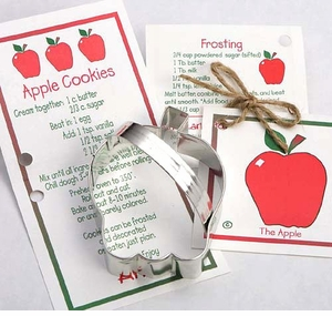 Sturdy Washable Apple Shaped Cookie Cutter