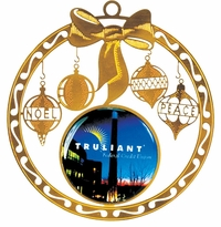 Value priced Colorful Custom Ornaments - LOW   MINIMUM