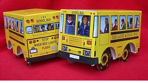 Yellow SCHOOL BUS Gifts <BR>     & Jewelry, Ties, Diecast, <BR>     Ornaments & More...