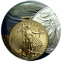 American Gold Eagles & Silver Dollars