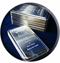 Silver Bullion Bars & Silver Rounds