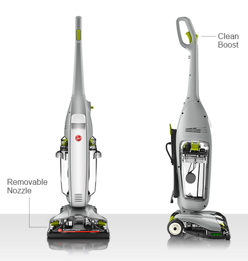 hoover floormate deluxe hard floor cleaner how to use