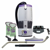ProTeam GoFree Pro Cordless Backpack Vacuum