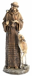 "St. Francis 12"" Statue"