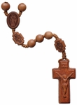 "16""  Rosary with Cross-Shaped Our Father Beads, R3553"
