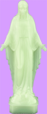 6 inch Our Lady Of Grace - Luminous