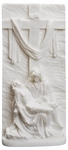 "8"" Onyx Pieta Wall Plaque , OW141"