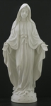 "8"" Our Lady of Grace Statue SR 75742 W"