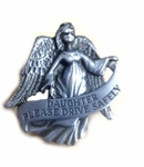 Personal Family Angel Visor Clips
