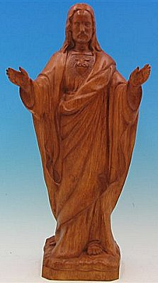Blessing Sacred Heart Of Jesus 24 Inch Statue