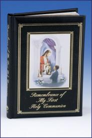 Boy Remembrance of My First Holy Communion Book (RG1525140)