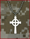 Celtic Cross: Genuine US Military Issue