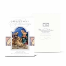Christmas Blessings Greeting Cards: Pack of 10 CC-8101