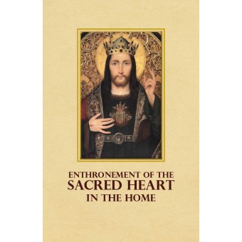 Enthronement of the Sacred Heart in the Home