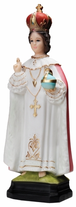 "Infant of Prague Statue (16"")"