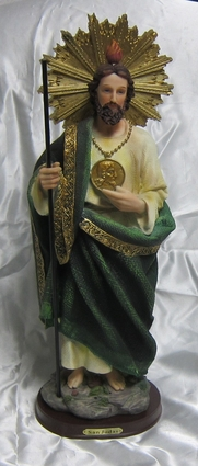 """8"""" or 16"""" St JUDE Statue"""