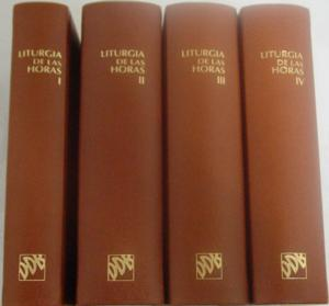 Liturgia De Las Horas (In 4 Volumes)