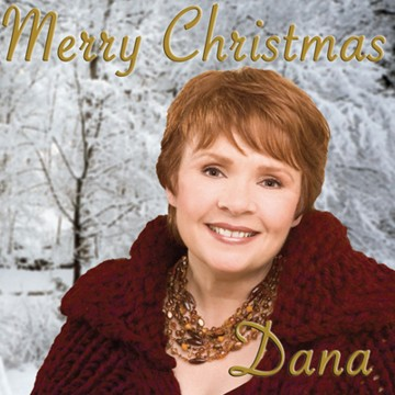 Merry Christmas by Dana CD