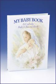 My Baby Book-A Catholic Baby's Record Book (RG10345)