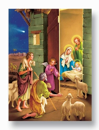 Nativity Poster