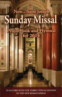 Annual Saint Joseph Sunday Missal for 2014