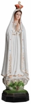 "Our Lady of Fatima 17"" Onyx Statue, OJ110"