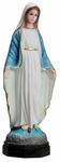 "Our Lady of Grace 12"" Onyx Statue, OJ152"