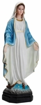 "Our Lady of Grace 18"" Onyx Statue, OJ106"