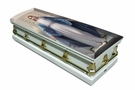 Our Lady of Grace Casket