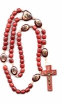 Our Lady of Knots Cord Rosary