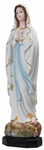 "Our Lady of Lourdes 24"" Onyx Statue, OJ104"