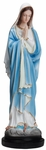 "Our Lady of the Poor 18"" Onyx Statue, OJ137"