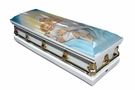 Our Lady of the Snows Casket