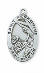 Saint Peregrine Pendant - The Cancer Saint