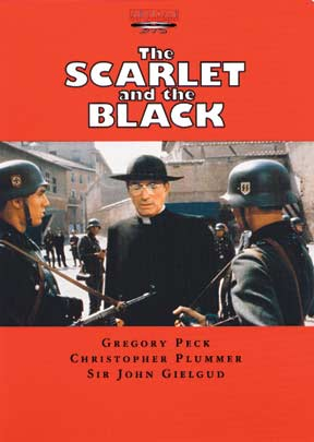 Scarlet And The Black DVD