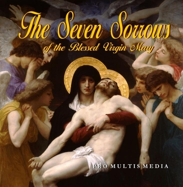 Seven Sorrows of the Blessed Virgin Mary  CD