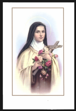 St. Therese Note Cards with Envelopes