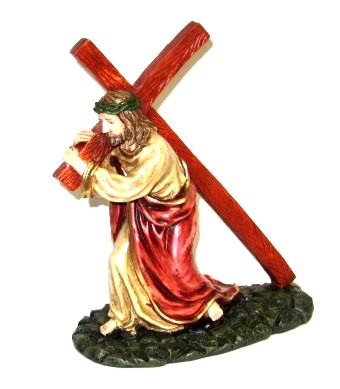 The Carrying of the Cross Statue