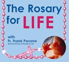 The Rosary for Life with Fr. Frank Pavone CD (HBCD18)