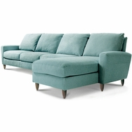 Bennet Sectionals<br />Choose fabric or leather
