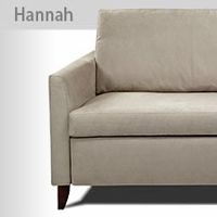Hannah Comfort Sleeper <br />by American Leather
