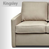 Kingsley Comfort Sleeper <br />by American Leather