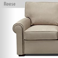 Reese Comfort Sleeper <br />by American Leather