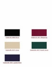 Bubble Dome & Visor Awning Fabric Colors